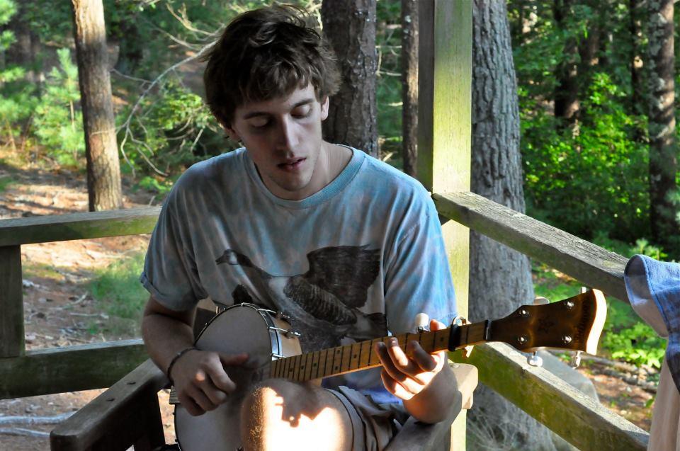 banjo pinewoods