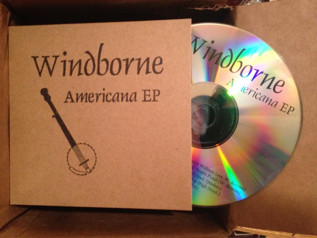 Windborne Americana CD